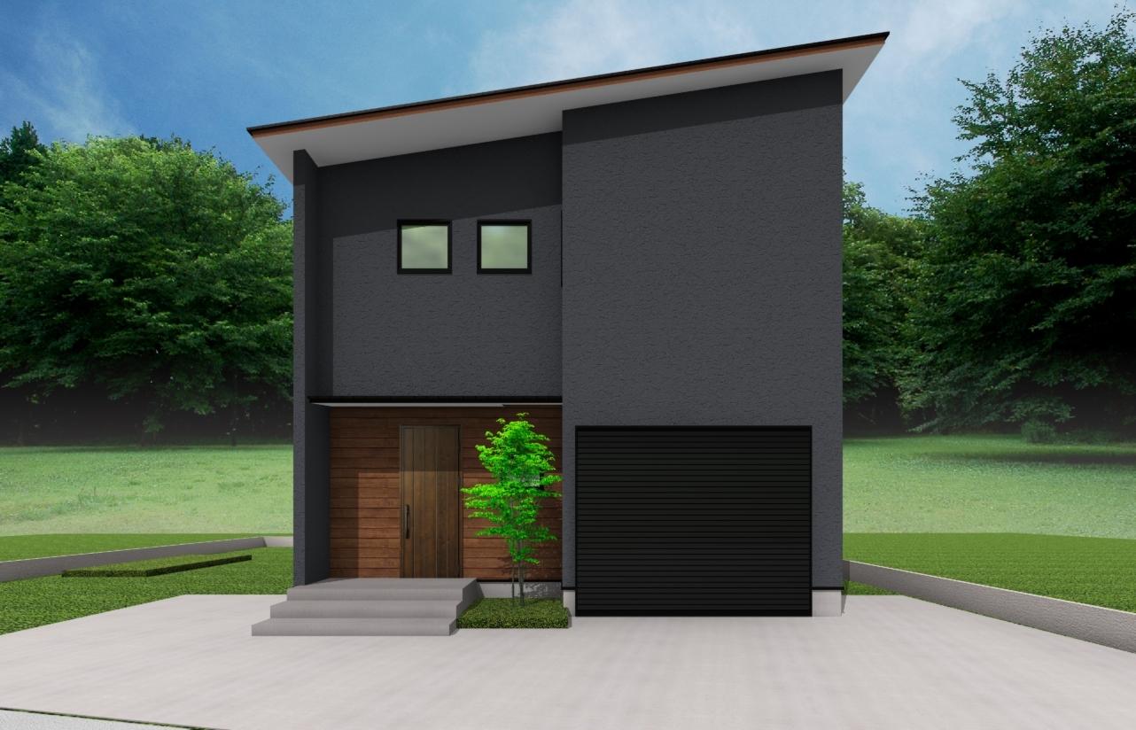予約制完成見学会 開催中!! 石川県金沢市の注文住宅・デザイン性・新築の家・戸建て E-HOUSE