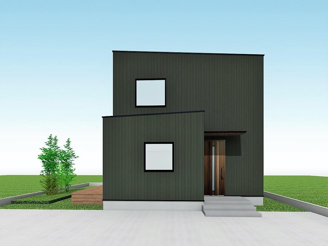 完成見学会開催 5/22.23 石川県金沢市の注文住宅・デザイン性・新築の家・戸建て E-HOUSE