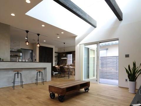 土間のある家 ~超高気密・高断熱のエコプラス仕様~|石川県金沢市の注文住宅・デザイン性・新築の家・戸建て|E-HOUSE