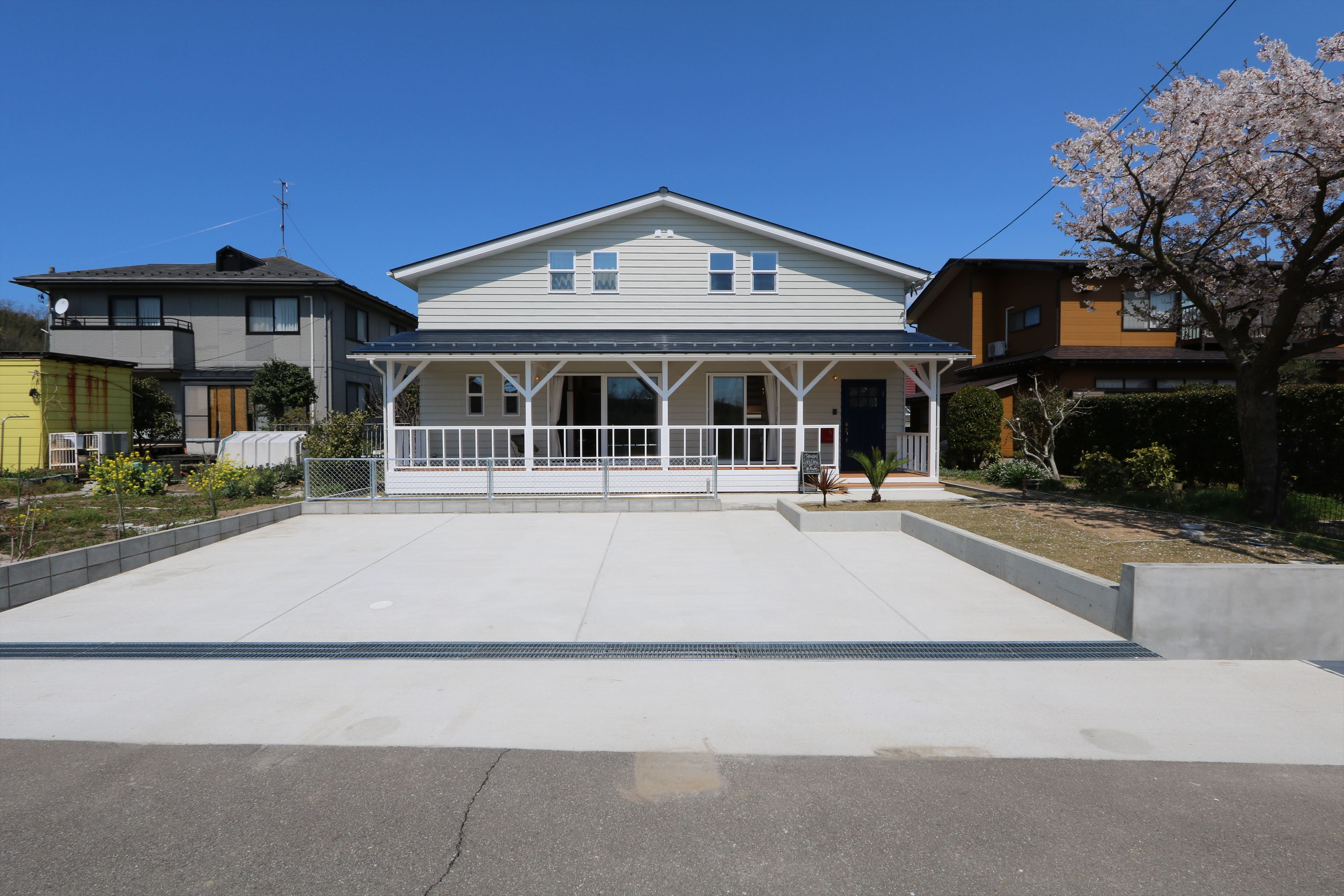 のんびりと過ごすアメリカンスタイル|石川県金沢市の注文住宅・デザイン性・新築の家・戸建て|E-HOUSE