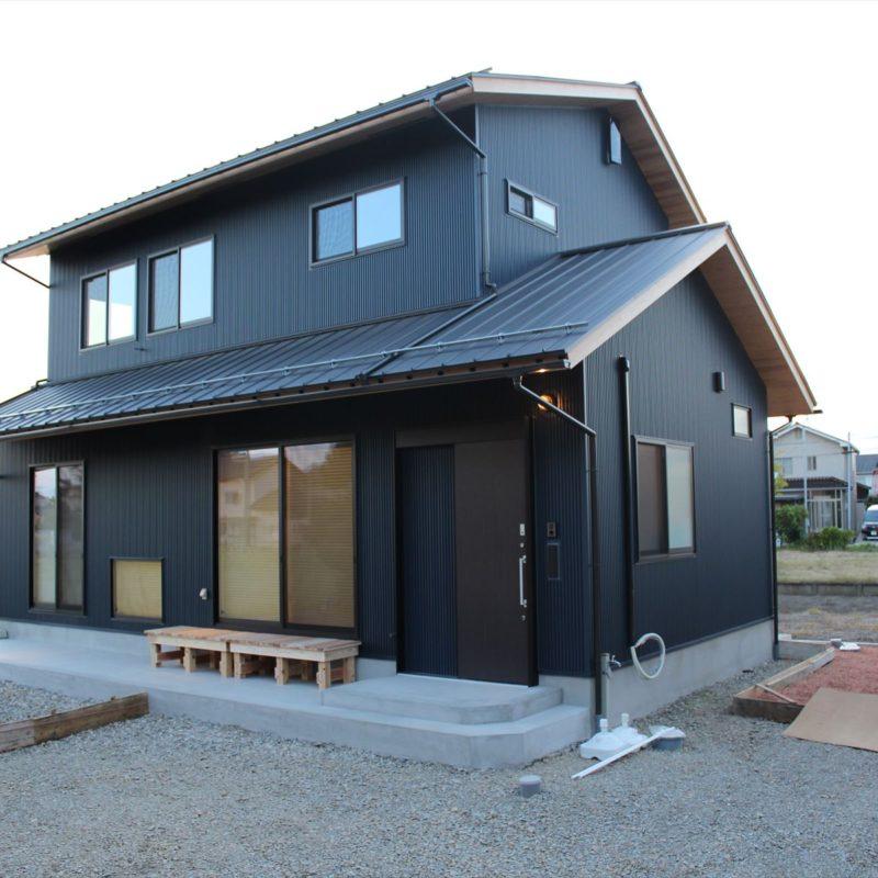 現代和風の家
