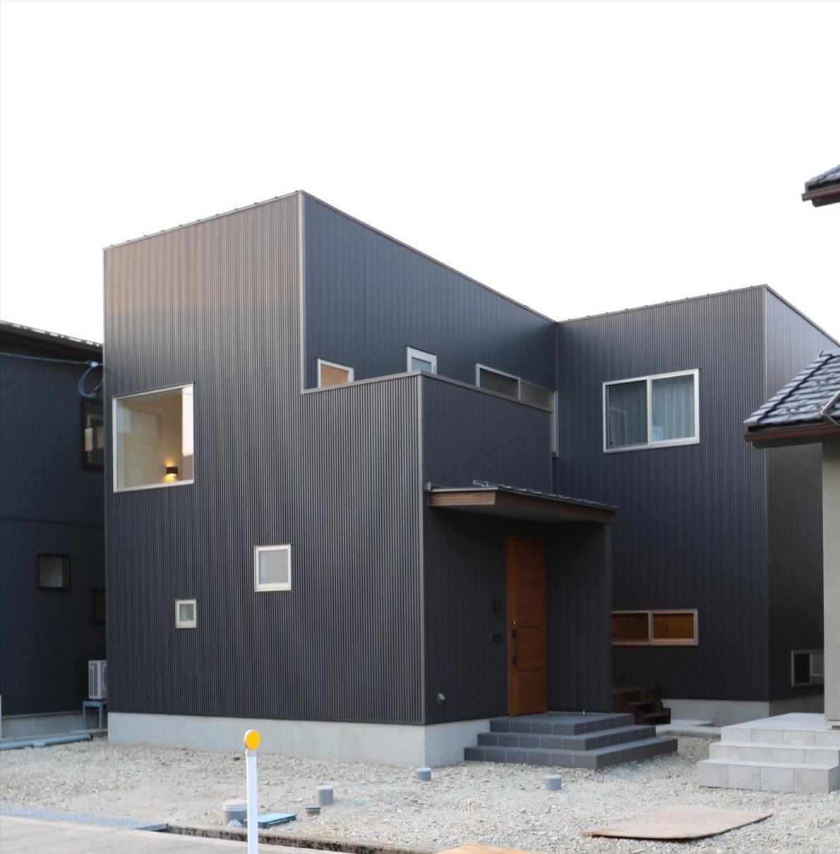 施工事例過去|石川県金沢市の注文住宅・デザイン性・新築の家・戸建て|E-HOUSE