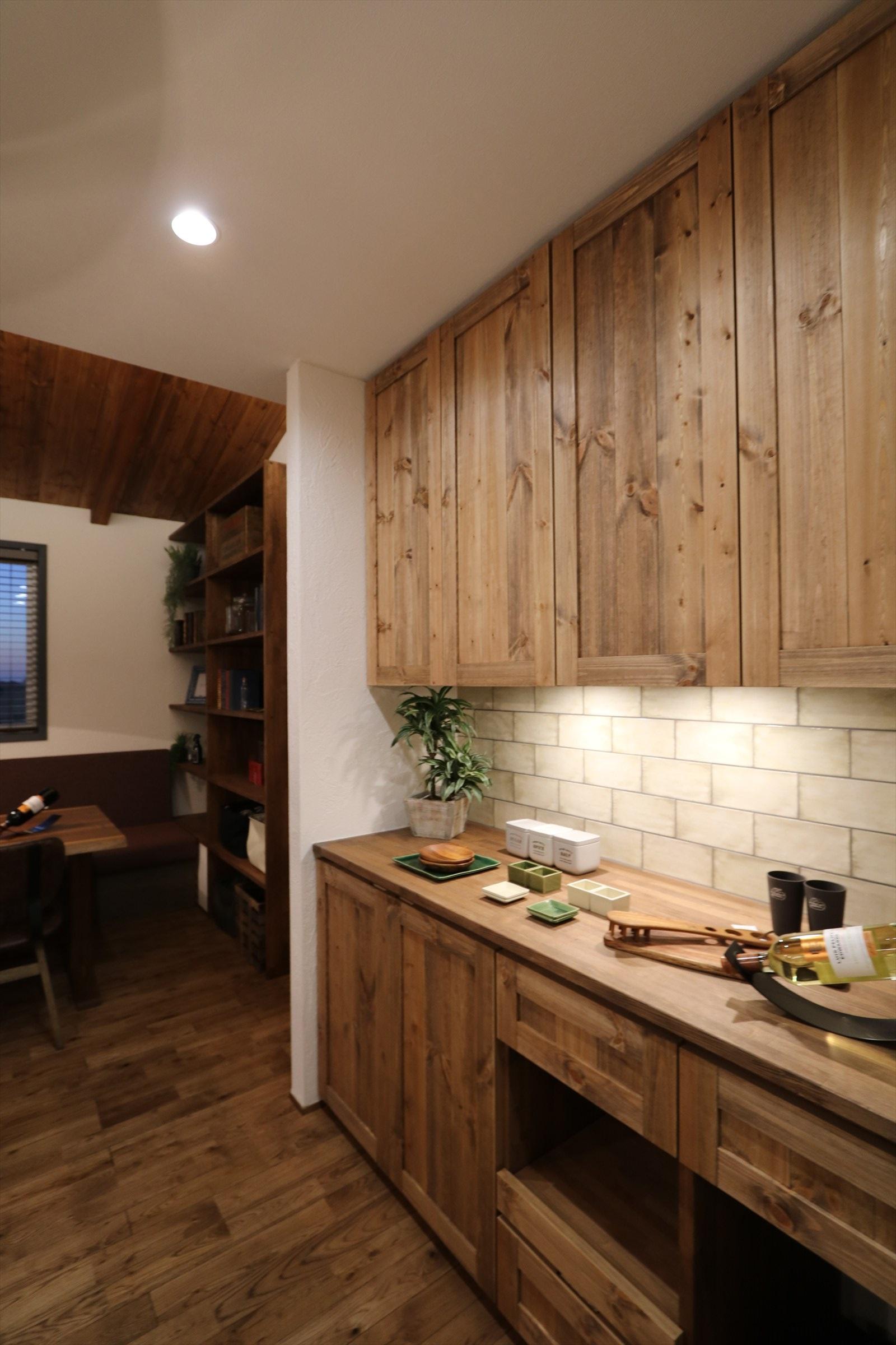 大人ビンテージな家|石川県金沢市の注文住宅・デザイン性・新築の家・戸建て|E-HOUSE