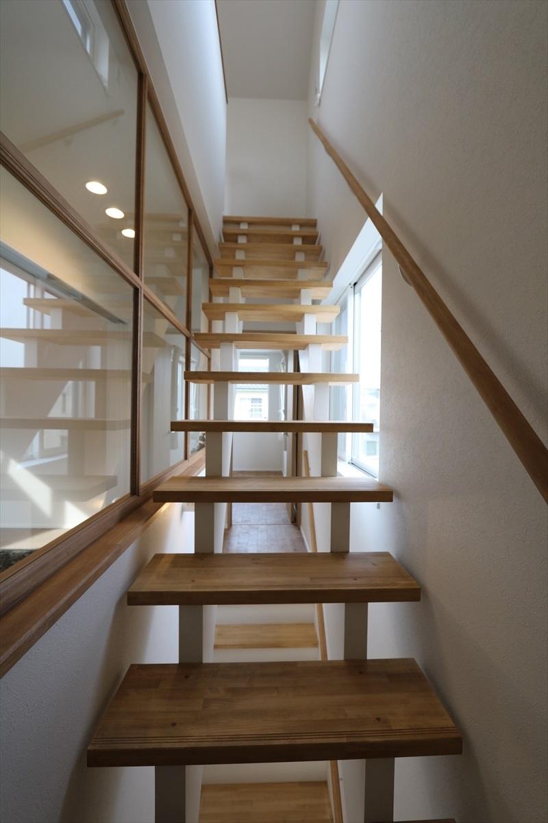ペントハウスのある立体型な家|石川県金沢市の注文住宅・デザイン性・新築の家・戸建て|E-HOUSE