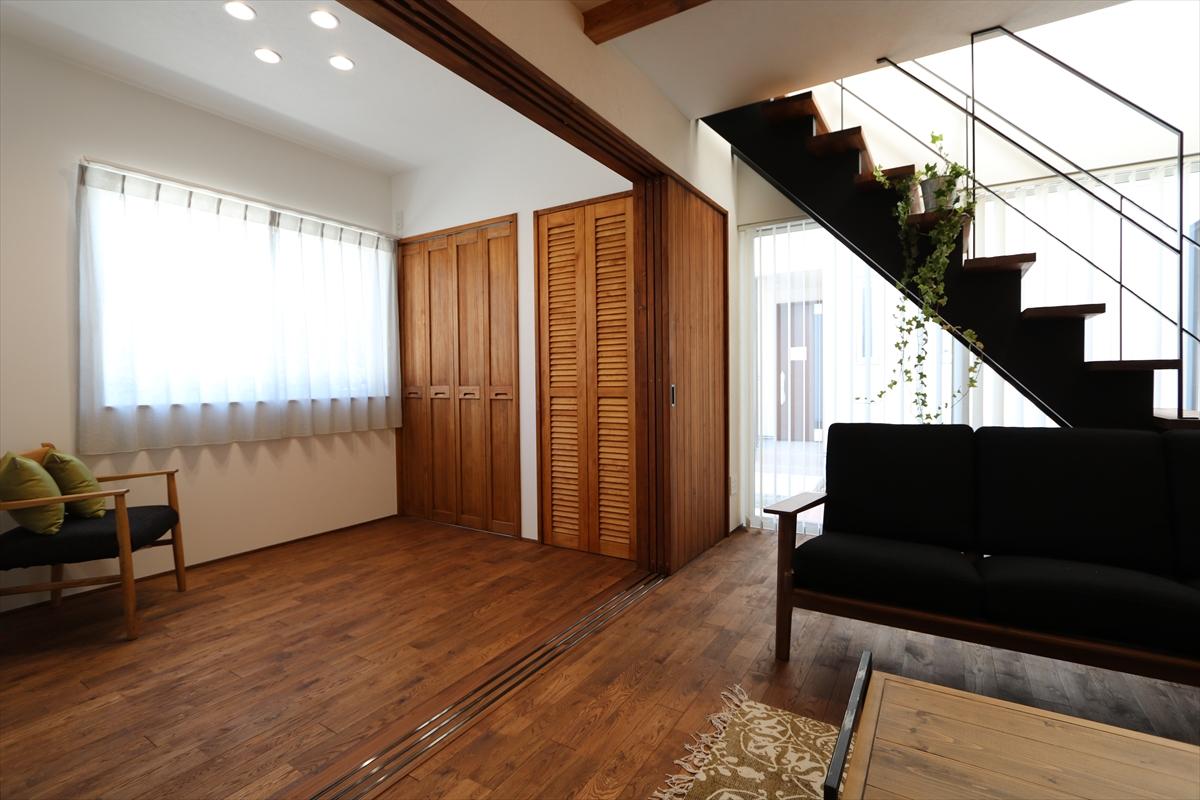 ナチュラル感が心地いい真っ白な家|石川県金沢市の注文住宅・デザイン性・新築の家・戸建て|E-HOUSE
