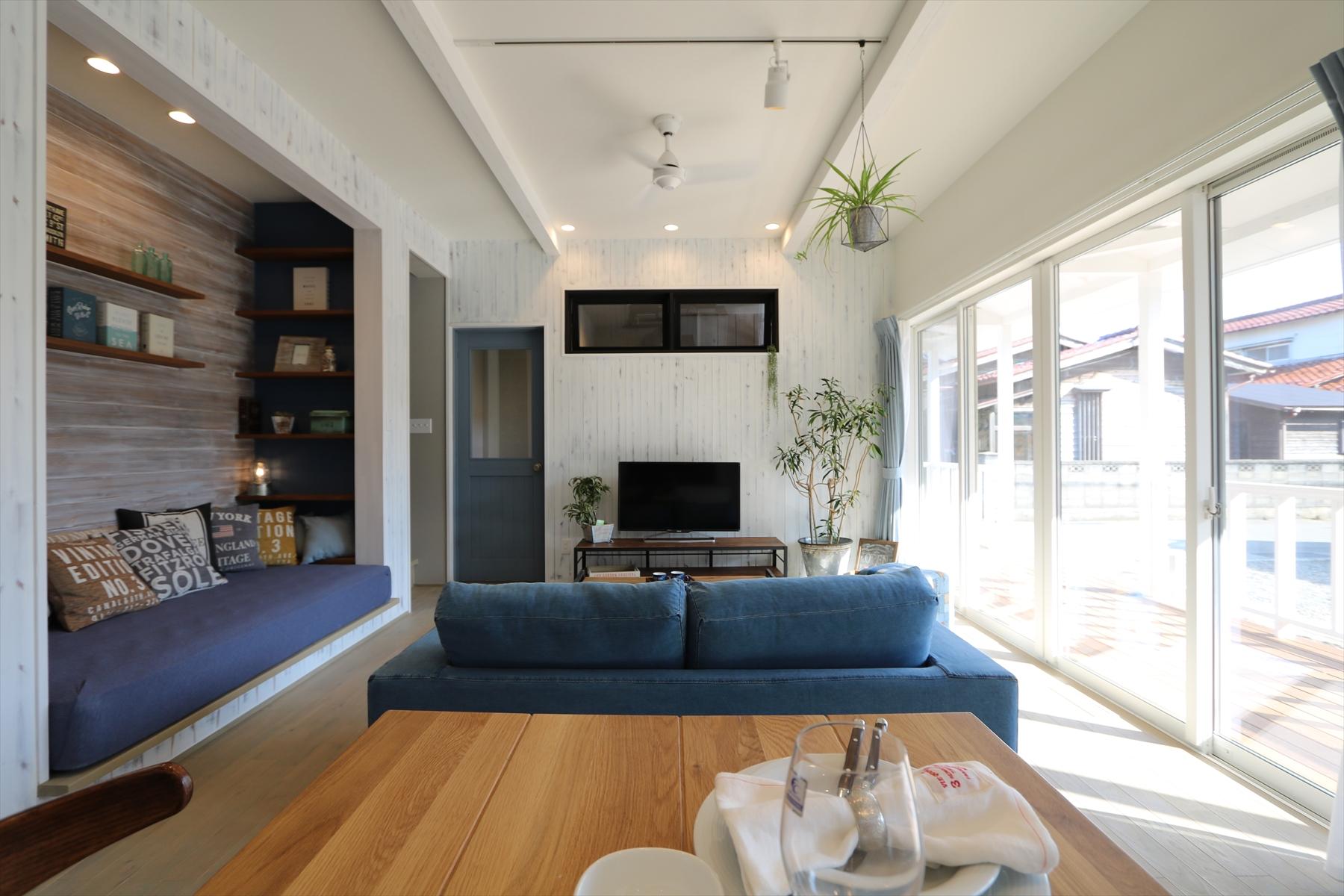 CALIFORNIA HOUSE 2|石川県金沢市の注文住宅・デザイン性・新築の家・戸建て|E-HOUSE