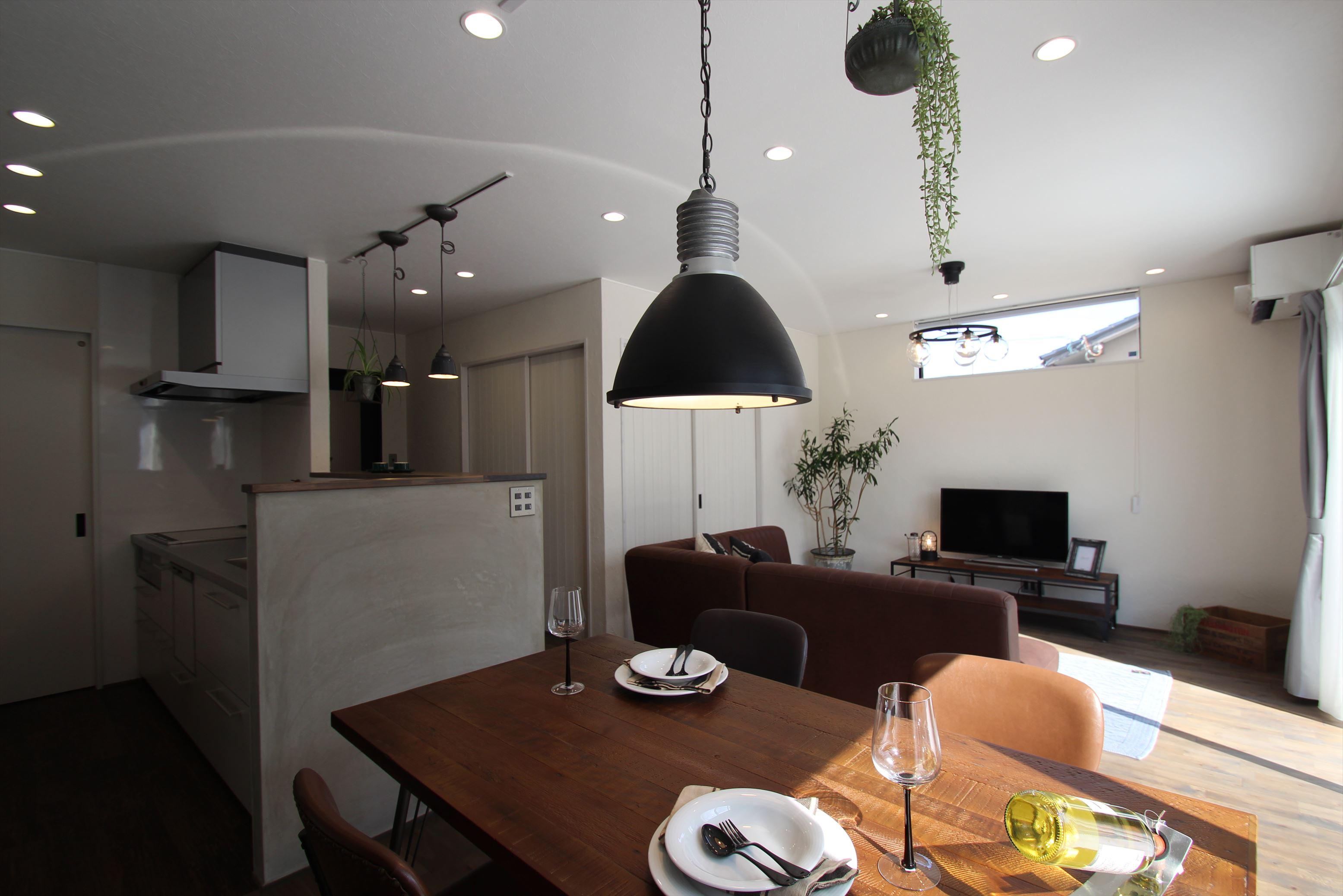 グレイッシュでナチュラルモダンの家|石川県金沢市の注文住宅・デザイン性・新築の家・戸建て|E-HOUSE