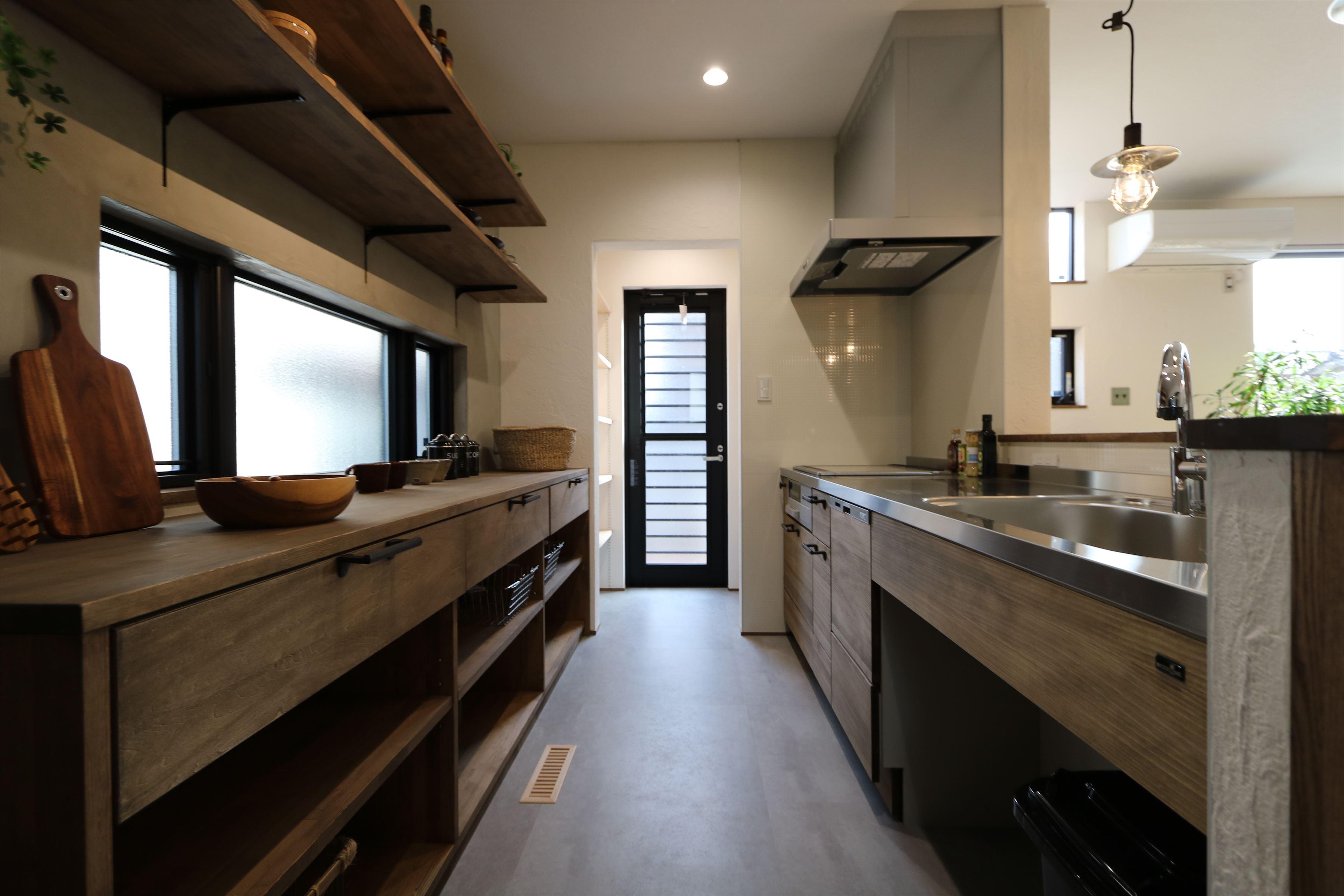 NATURAL MODERN STYLE|石川県金沢市の注文住宅・デザイン性・新築の家・戸建て|E-HOUSE