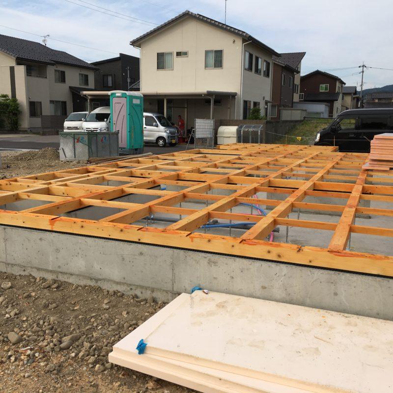 森島 O様邸 ~現場状況報告~|石川県金沢市の注文住宅・デザイン性・新築の家・戸建て|E-HOUSE