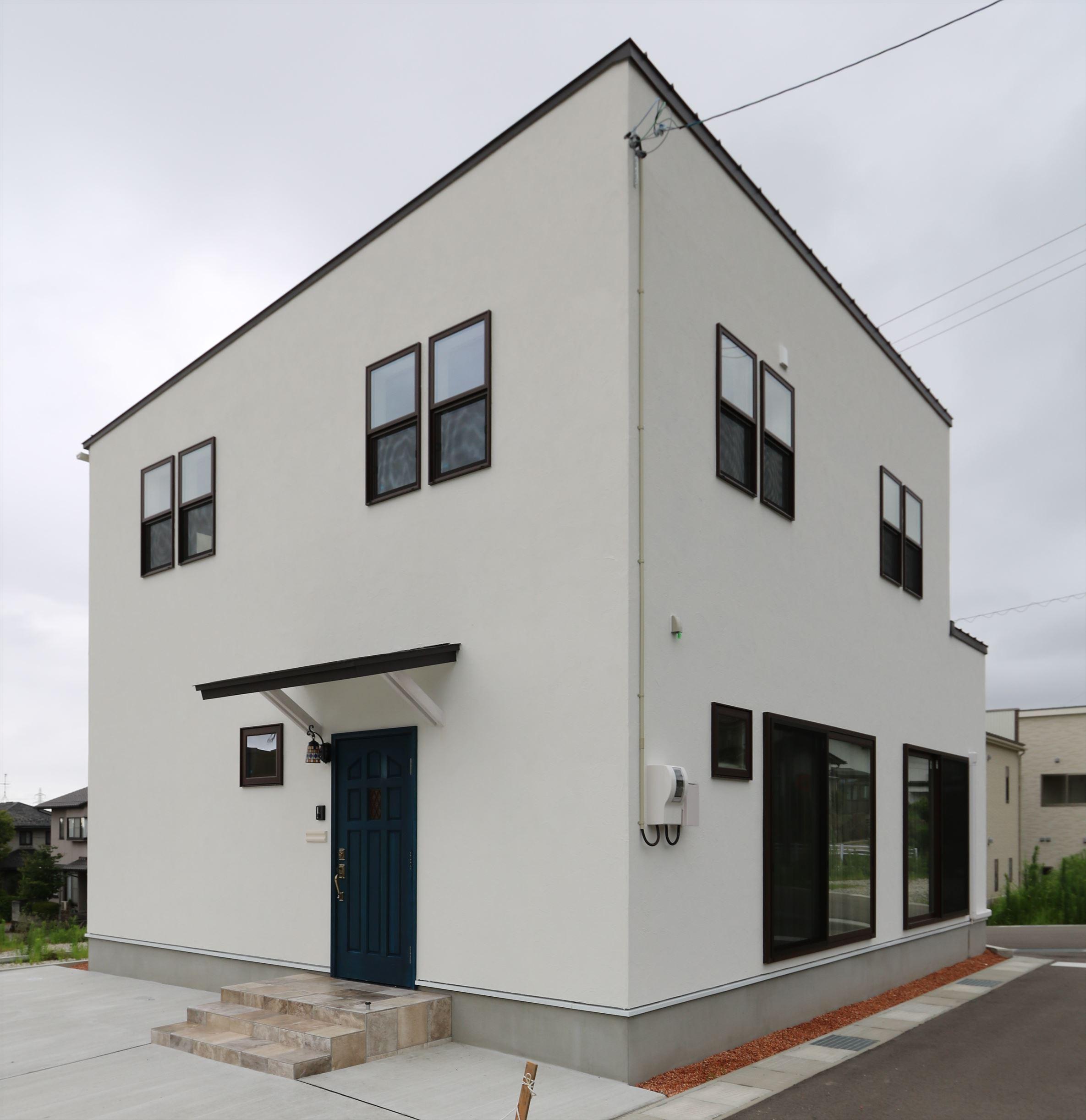 新しいStyleのフレンチできました|石川県金沢市の注文住宅・デザイン性・新築の家・戸建て|E-HOUSE