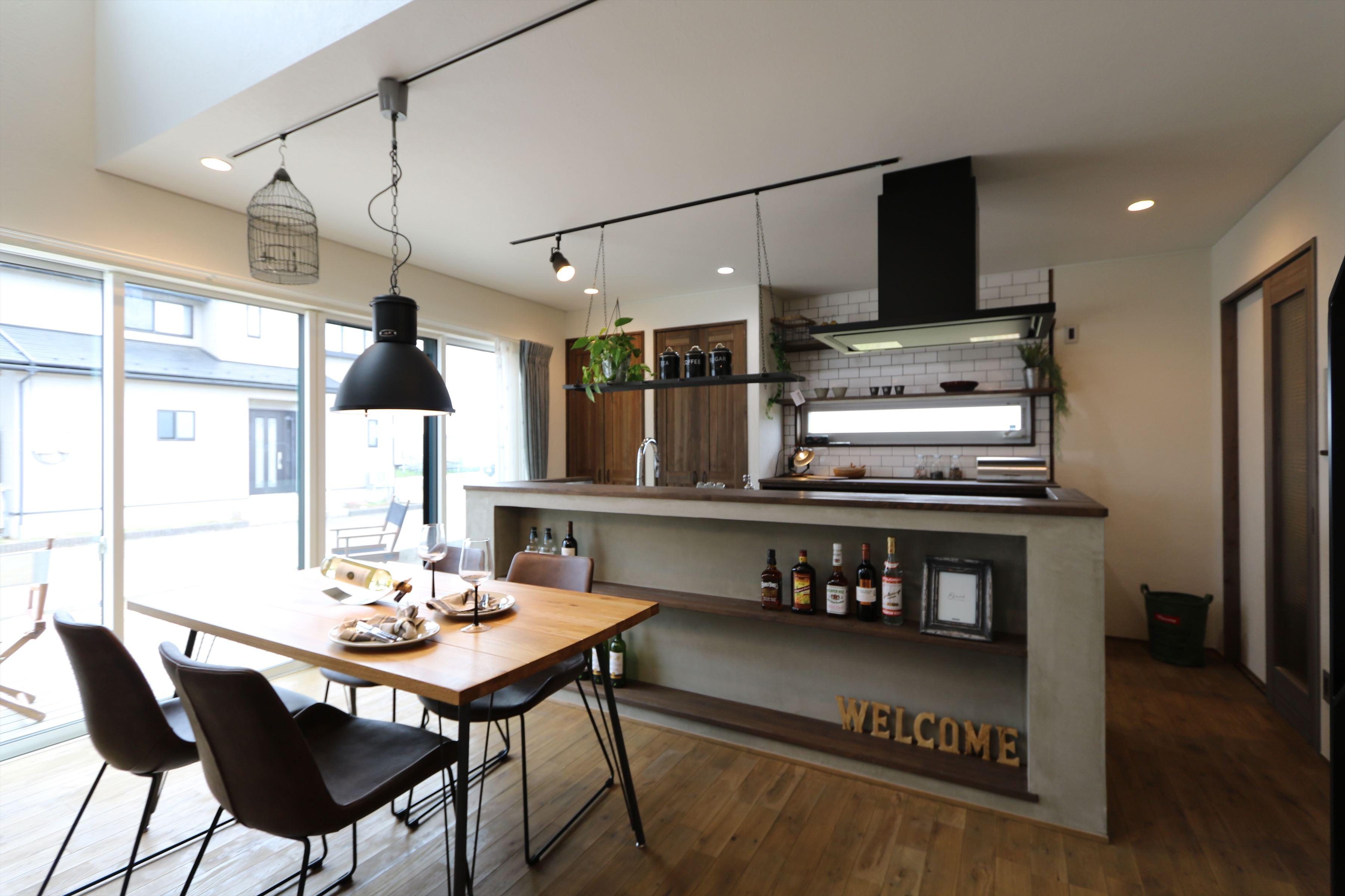 Industrial Modern|石川県金沢市の注文住宅・デザイン性・新築の家・戸建て|E-HOUSE
