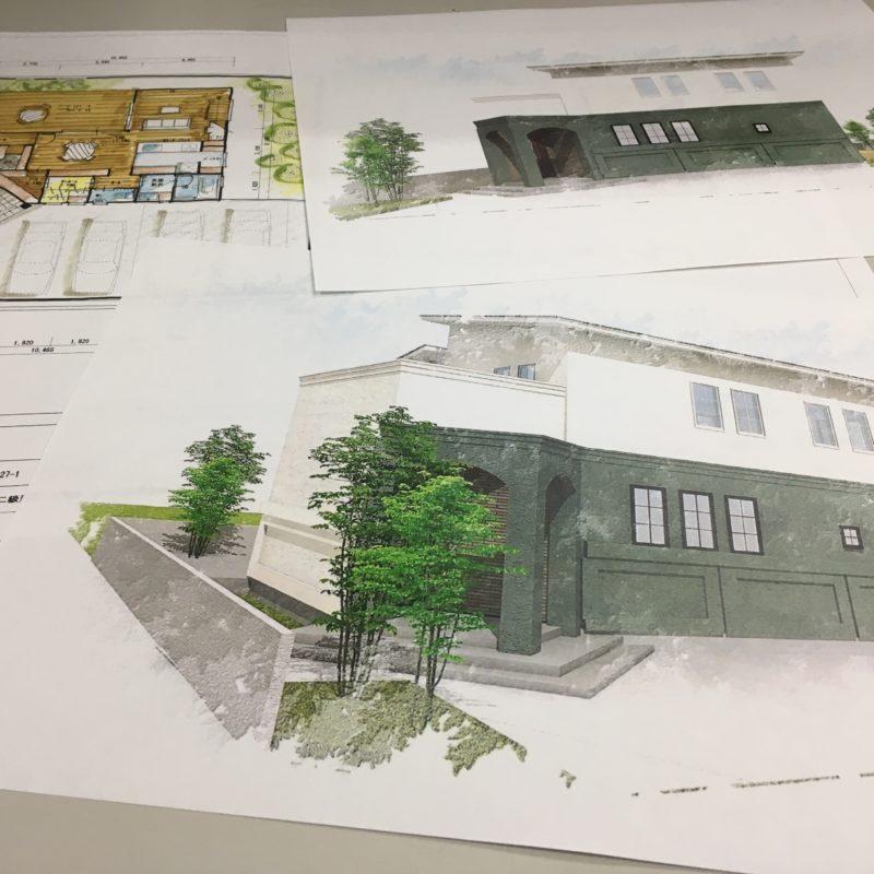 パリスタイル|石川県金沢市の注文住宅・デザイン性・新築の家・戸建て|E-HOUSE
