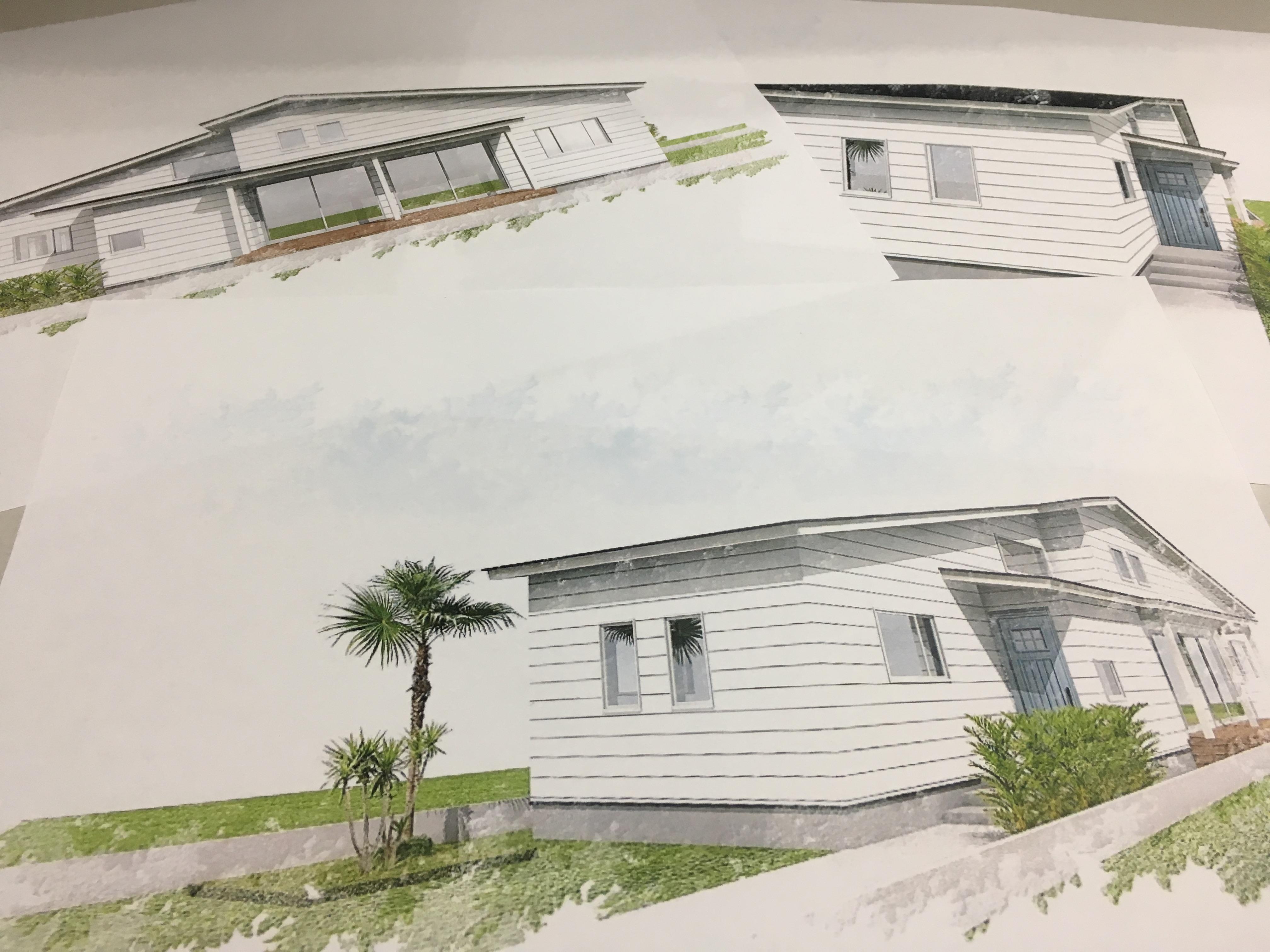 平屋アメリカン|石川県金沢市の注文住宅・デザイン性・新築の家・戸建て|E-HOUSE