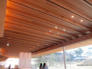 借景の利用|石川県金沢市の注文住宅・デザイン性・新築の家・戸建て|E-HOUSE